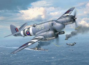 Revell 03943 Bristol Beaufighter TF. X