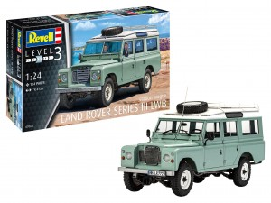 Revell Revell 07047 Land Rover Series III LWB (station wagon)