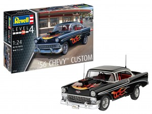 Revell 07663 '56 Chevy Custom