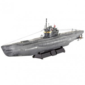 Revell 05100 German Submarine TYPE VII C/41 Atlantic Version