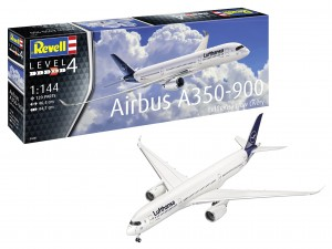 Revell 03881 Airbus A350-900 Lufthansa
