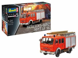 NEW! Revell 07655 Mercedes-Benz 1017 LF 16