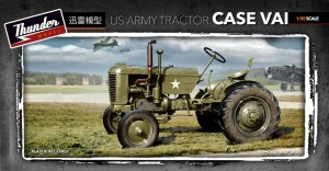 Thunder Models 35001 US Army Case Tractor  skala 1:35