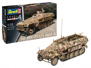Revell 03295 Sd. Kfz. 251/1 Ausf. A