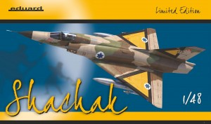 Eduard 11128 Shachak Mirage IIICJ Limited Edition