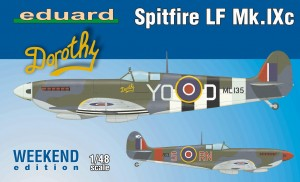 Eduard 84151 Spitfire LF Mk.IXc Weekend edition