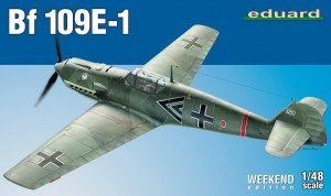 84158 Bf 109E-1 Weekend Edition