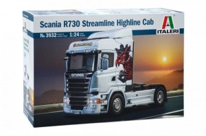 Italeri 3932 Scania R730 Streamline Highline Cab