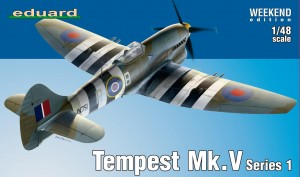 Eduard 84171 Tempest Mk.V Series 1 Weekend edition