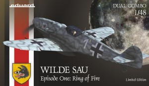 Eduard 11140 WILDE SAU: Episode one Ring of Fire Limited edition