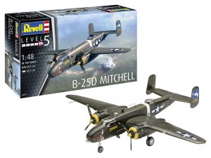 NEW! Revell 04977 B-25C/D Mitchell