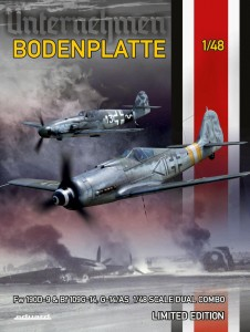Eduard 11125 Bodenplatte Limited edition Dual Combo