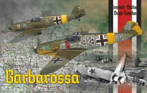 Eduard 11127 Barbarossa Bf 109E and Bf 109F-2 Limited Edition