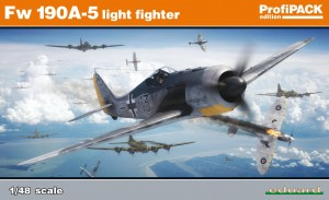 Eduard Eduard 82143 Fw 190A-5 light fighter