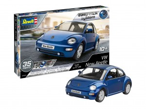 Revell 07643 VW New Beetle easy-click system