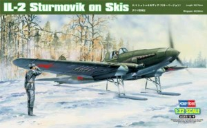 Il-2 Sturmovik On Skis 83202 1/32