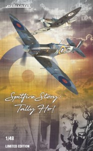 Eduard 11146 SPITFIRE STORY: Tally ho! Spitfire Mk.IIa and Mk.IIb Limited edition