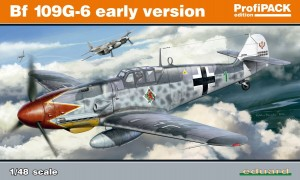 duard 82113 Bf 109G-6 early version