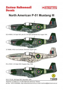 72009 - North American P-51 Mustang III