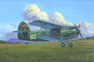 Hobby Boss 81705 Antonow An-2 / An-2CX