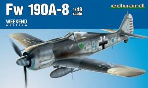 Eduard 84122 Fw 190A-8 Weekend edition