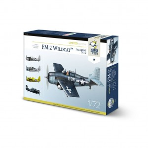 70034 FM-2 Wildcat™ Training Cats Limited Edition