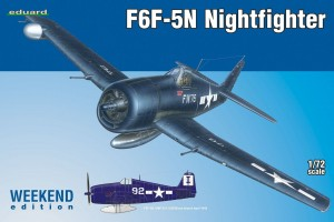 F6F-5N Nightfighter 1/72/7434/