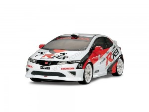 FF-03 Honda Civic Type-R R3 JAS Tamiya 58476 kit