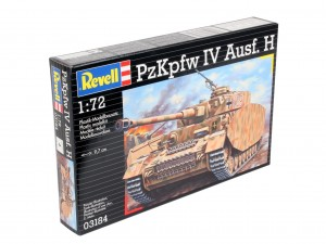 Revell 03184 German (SdKfz.161) PzKpfw.IV Ausf.H
