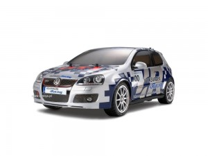TT-01E Volkswagen Golf GTI LED  RC KIT /Tamiya 58410/