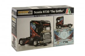 taleri 3879 Scania R730 ''The Griffin''