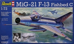 Revell 03967 MiG-21 F.13 Fishbed C