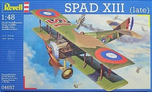 Revell 04657 Spad XIII late version