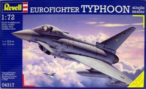 Revell 04317 Eurofighter TYPHOON single seater