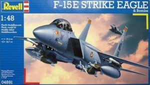 Revell 04891 F-15E STRIKE EAGLE & Bombs