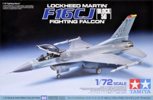 Tamiya 60786 F-16CJ Block 50