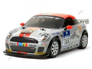 M-05 Mini Cooper JCW Coupe Tamiya 58520