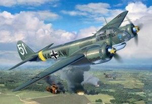 Revell 03935 Junkers Ju88 A-4