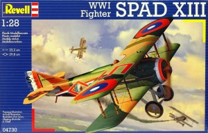Revell 04730 SPAD XIII