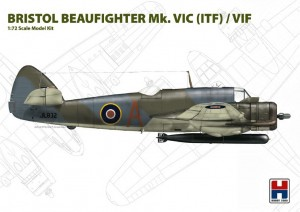 Hobby 2000 72004 Bristol Beaufighter Mk. VIC ( ITF ) / VIF