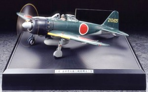 Tamiya 60311 Mitsubishi A6M5 Zero Fighter (Zeke) Real Sound Action Set)