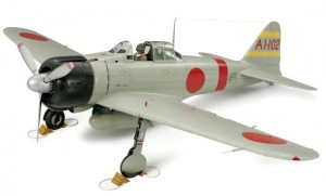 60317 Mitsubishi A6M2b ZERO Fighter