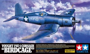 "1/32 Vought F4U-1 Corsair® ""Birdcage"" / 60324 /"
