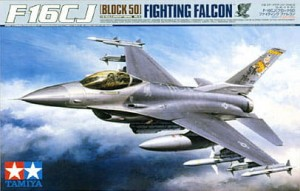 Tamiya 60315 F-16 CJ block 50