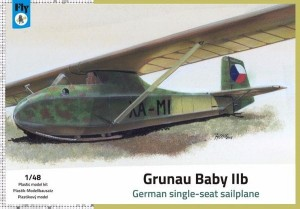 FLY 48023 Grunau Baby IIB Germany