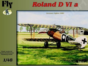 FLY 48005 German fighter Roland D VIa