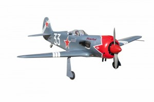 Yak-3U Steadfast - model samolotu R/C Nr kat. SEA270