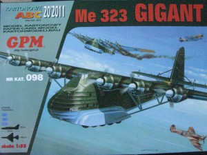 GPM-0098 	 ME 323 GIGANT