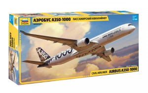 NEW! Zvezda 7020 Airbus A350-1000