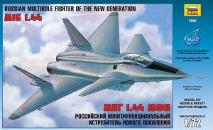 7252 MiG 1.44 Russian multirole fighter